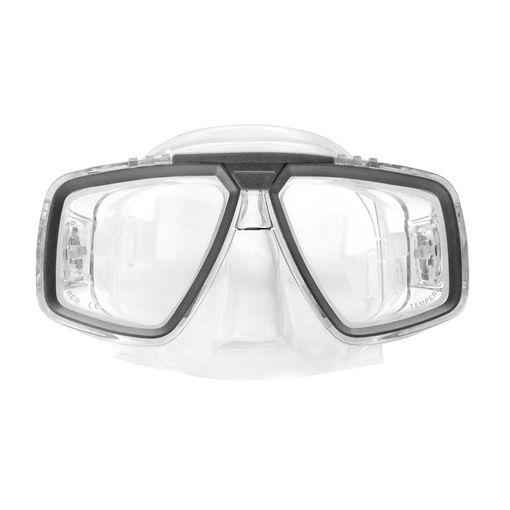 iSea diving mask including prescription lenses