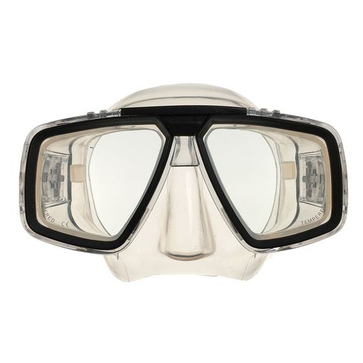 iSea diving mask in Black