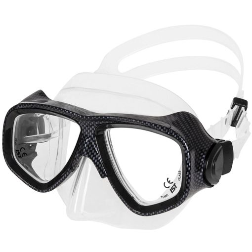 IST Search M80 diving mask including prescription lenses