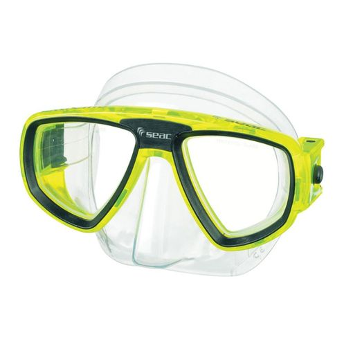 Seac Sub Extreme diving mask including prescription lenses