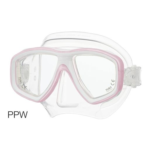 Freedom Ceos (Tusa M-212) diving mask including prescription lenses