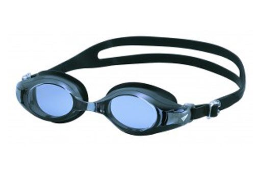 The lighter side of prescription swimming goggles