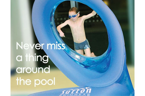 As the temperatures rise outside and nights get lighter, are you looking forward to swimming sessions again?
