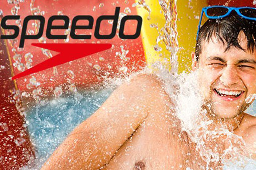 Speedo - not just for swimwear!