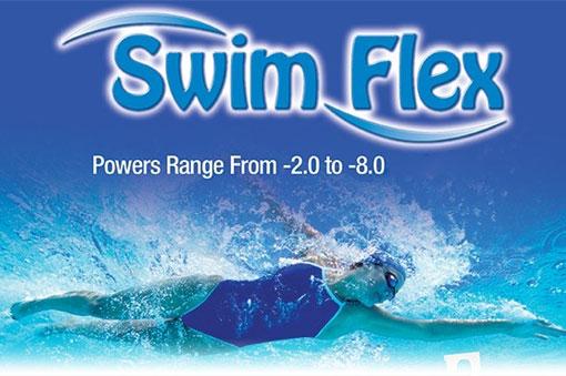 *New in stock* SwimFlex Prescription Swimming Goggle