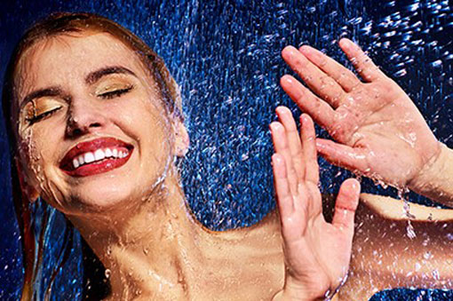 Look good in and out of the water with our range of award winning waterproof make-up